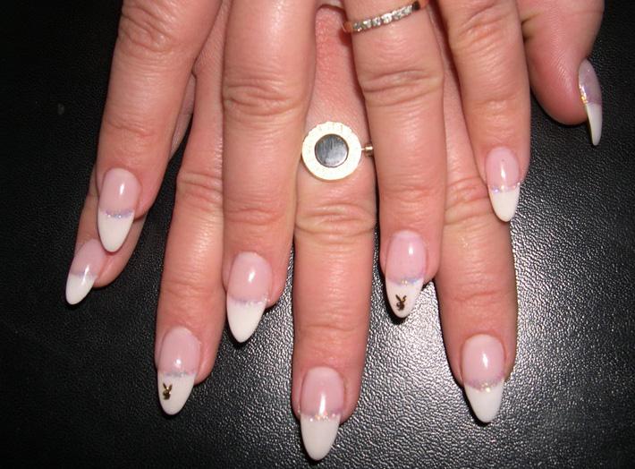 Как сделать аквариум на ногтях своими руками